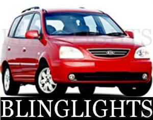 1999-2009 KIA CARENS TAILLIGHT SMOKE gs lx le auto 2000 2001 2002 2003 2004 2005 2006 2007 2008