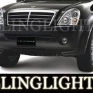 SSANGYONG REXTON TAILLIGHTS TAILLAMPS TAIL LIGHTS LAMPS