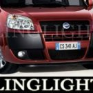2001-2009 FIAT DOBLO TAILLIGHTS SMOKE dynamic multijet 2002 2003 2004 2005 2006 2007 2008