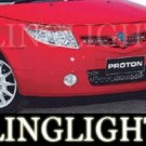 2005-2008 PROTON SAVVY TAILLIGHTS LAMP HATCHBACK SMOKE 2006 2007
