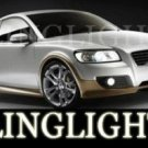 2007-2009 VOLVO C30 TAILLIGHTS LAMP s se sport coupe Smoke 2008