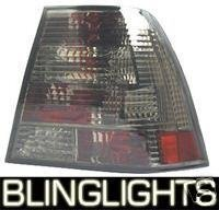 Audi 100 1989 1990 1991 1992 1993 1994 Taillights Taillamps Smoke