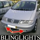 1995-2000 VOLKSWAGEN SHARAN FOG LIGHTS mark 1 1996 1997 1998 1999