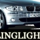 2004-2009 BMW 1 SERIES FOG LIGHTS es se m sport 2005 2006 2007 2008