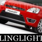 2001-2009 FORD FIESTA FOG LIGHTS studio zetec mk6 mk7 2002 2003 2004 2005 2006 2007 2008