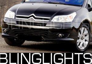 2004-2009 CITROEN C4 FOG LIGHTS vtr coupe grand picasso 2005 2006 2007 2008