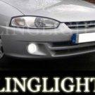 1990-2002 MITSUBISHI COLT FOG LIGHTS es ls vrx rallyart 1993 1994 1995 1996 1997 1998 1999 2000 2001