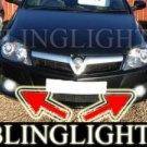 2004-2009 VAUXHALL TIGRA FOG LIGHT air sport rouge exclusiv 2005 2006 2007 2008