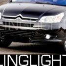 2004-2009 CITROEN C4 SALOON FOG LIGHTS hatch sx 2005 2006 2007 2008