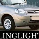2001-2009 CITROEN BERLINGO FOG LIGHTS xtr 2002 2003 2004 2005 2006 2007 2008