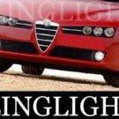 2005-2009 ALFA ROMEO 159 FOG LIGHTS turismo lusso 2006 2007 2008