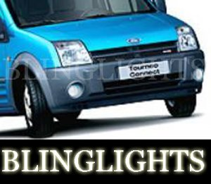 2002-2008 FORD TOURNEO CONNECT FOG LIGHTS 2003 2004 2005 2006 2007