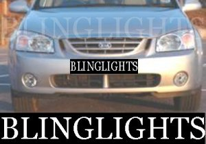 2000-2007 KIA CERATO FOG LIGHTS gs lx 2001 2002 2003 2004 2005 2006