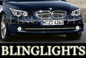 2004-2009 BMW 5 SERIES FOG LIGHTS se m sport 2005 2006 2007 2008