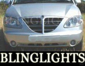 2004-2009 SSANGYONG RODIUS 270 FOG LIGHTS s se sx 2005 2006 2007 2008