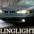 1996-1999 PONTIAC BONIVILLE FOG LIGHTS PAIR se ssei 1997 1998