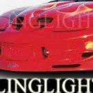 1998-2002 PONTIAC TRANS AM WINGS WEST BODY KIT FOG LIGHTS 1999 2000 2001