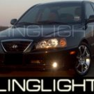 2004 2005 2006 Hyundai Elantra Xenon Fog Lights Driving Lamps Kit