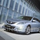 2011 2012 Mazda6 JDM Xenon Fog Lamps with LED Day Time Running Lights DRLs Lighting Mazda 6 Kit