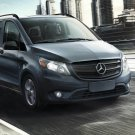 Non-Halo Fog Lamps Driving Lights Kit for Mercedes-Benz Metris