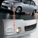 XENON HALOGEN FOG LIGHTS Lamps for 2003-2008 SUZUKI AERIO foglamps foglights