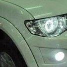 Xenon Halogen Fog Lamps Lights Kit For 2010 2011 2012 2013 2014 Mitsubishi L200