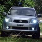 Halo Fog Lamps Driving Lights for 2006 2007 2008 2009 2010 2011 2012 Toyota Rush