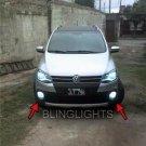 Xenon Halogen Fog Lamps For 2007-2009 Volkswagen CrossFox Driving Lights