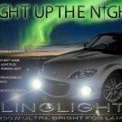 Xenon Halogen Fog Lamps Driving Lights Kit for 2013 2014 Mazda MX-5