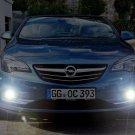 Fog lights Kit For 2014-2017 Vauxhall / Opel Cascada FogLamps lights