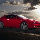 """Alfa Romeo Brera S Car Poster Print on 10 mil Archival Satin Paper 16"""" x 12"""""""