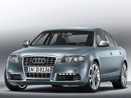 "Audi S6 Car Poster Print on 10 mil Archival Satin Paper 16"" x 12"""