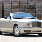 "Bentley Azure Car Poster Print on 10 mil Archival Satin Paper 16"" X 12"""