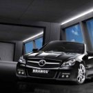 "Brabus Mercedes Benz SL-Class Car Poster Print on 10 mil Archival Satin Paper 16"" x 12"""