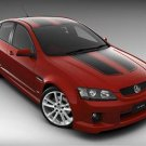 "Holden VE Commodore SS-V Car Poster Print on 10 mil Archival Satin Paper 16"" x 12"""