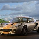 "Lotus Eco Elise Car Poster Print on 10 mil Archival Satin Paper 16"" x 12"""