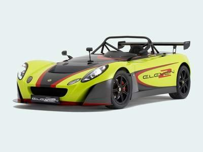 """Lotus Eleven Car Poster Print on 10 mil Archival Satin Paper 16"""" x 12"""""""