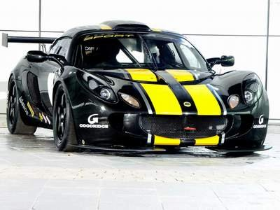 "Lotus Exige Sport GT3 Car Poster Print on 10 mil Archival Satin Paper 16"" x 12"""