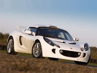 """Lotus Exige Cup S 260 Car Poster Print on 10 mil Archival Satin Paper 16"""" x 12"""""""