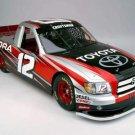 "Toyota Tundra Nascar Series Race Car Poster Print on 10 mil Archival Satin Paper 16"" x 12"""
