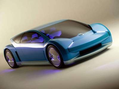 """Toyota FINES Fuelcell Concept Car Poster Print on 10 mil Archival Satin Paper 16"""" X 12"""""""