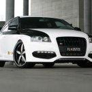 "Audi Boehler BS3 Concept Car Poster Print on 10 mil Archival Satin Paper 16"" x 12"""