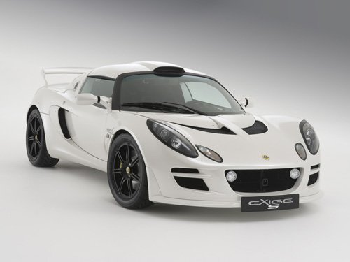 "Lotus Exige S (2010) Car Poster Print on 10 mil Archival Satin Paper 16"" x 12"""