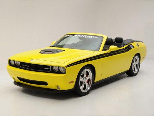 "Dodge 426 Hemi Challenger Convert. Concept Car Poster Print on 10 mil Archival Satin Paper 16"" x 12"""