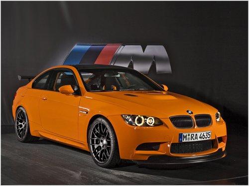 "BMW M3 GTS (2011) Car Poster Print on 10 mil Archival Satin Paper 16"" x 12"""