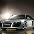 "Audi R8 Car Archival Canvas Print (Rolled) 16"" x 12"""