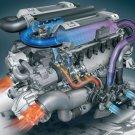 """Bugatti Veyron W-16 Engine Archival Canvas Print (Rolled) 16"""" x 12"""""""