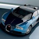 "Bugatti EB 16 4 Veyron Archival Canvas Print (Rolled) 16"" x 12"""