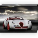"Wiesmann Roadster MF5 Car Archival Canvas Print (Mounted) 16"" x 12"""