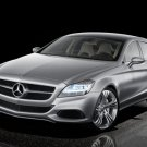 """Mercedes-Benz Shooting Brake 2010 Archival Canvas Print (Rolled) 16"""" x 12"""""""